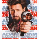 You Don't Mess with The Zohan Original Movie Poster  Double Sided 27 X40