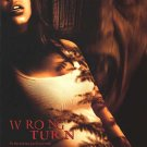 Wrong Turn Original Movie Poster  Double Sided 27 X40