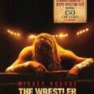 Wrestler Original Movie Poster  Double Sided 27 X40