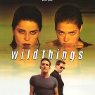 Wild Things Original Movie Poster  Double Sided 27 X40