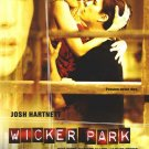 Wicker Park Movie Poster  Single Sided 27 X40