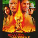 Welcome to the Jungle (Aka Rundown) Original Movie Poster  Double Sided 27 X40