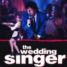 Wedding Singer Original Movie Poster  Double Sided 27 X40