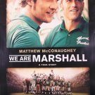 We Are Marshall Dvd Poster Original Movie Poster  Single Sided 27 X40