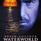 Waterworld Original Movie Poster Double Sided 27 X40