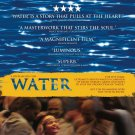Water  Movie Poster Original Double Sided 27 X40