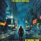Watchmen Advance B Original Movie Poster Double Sided 27 X40