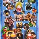 Warner 75th Anniversary Version B Movie Poster Single Sided 27 X40 Original