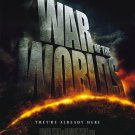 War of the Worlds Version A Movie Poster Double Sided 27 X40 Original