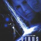 Virus Movie Poster Single Sided 27 X40 Original