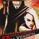 V For Vendetta Advance Version C Original Movie Poster Single Sided 27 X40