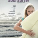 Soul Surfer Double Sided Original Movie Poster 27x40
