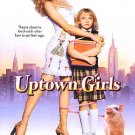 Uptown Girls Original Movie Poster Double Sided 27 X40
