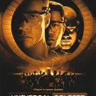 Universal Soldier Original Theatrical Movie Poster  Double Sided 27 X40