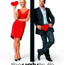 Ugly Truth Regular Original Movie Poster Double Sided 27 X40