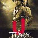 U Turn Original Movie Poster Double Sided 27 X40