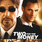 Two For The Money Original Movie Poster Single Sided 27 X40