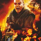 Tropic Thunder (Black ) Original Movie Poster Single Sided 27 X40