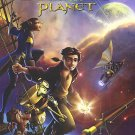 Treasure Planet Intl Original Movie Poster Double Sided 27 X40