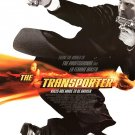 Transporter Original Movie Poster Double Sided 27 X40