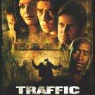 Traffic Regular Original Movie Poster Double Sided 27 X40