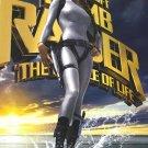 Tom Raider 2 Regular Original Movie Poster Double sIDEed 27 X40