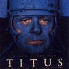 Titus (Hopkins) Original Movie Poster Single Sided 27 X40