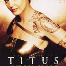 Titus (Lange) Original Movie Poster Single Sided 27 X40