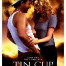 Tin Cup (1996) Original Movie Poster Single Sided 27 X40