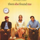 Then She Found Me Version B Original Movie Poster Single Sided 27 X40