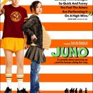 Juno Original Theatrical Movie Poster  Double Sided 27 X40