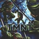 Teenage Mutant  Ninja Turtles Original Movie Poster Double Sided 27 X40