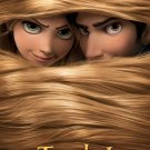 Tangled Version A Original Movie Poster Double Sided 27 X40