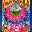 Talking of Woodstock Original Movie Poster Single Sided 27 X40