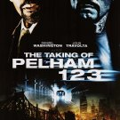 Taking of Pelham 123 Original Movie Poster Single Sided 27 X40