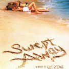 Swept Away Original Movie Poster Double Sided 27 X40