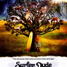 Surfer Dude  Original Movie Poster Single Sided 27 X40