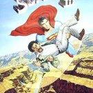 Superman III Original Movie Poster Single Sided 27 X40