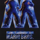 Super Mario Original Movie Poster Double Sided 27 X40