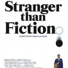 Stranger Than Fiction Regular Original Movie Poster Single Sided 27 X40