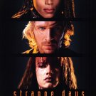 Strange Days Version B Original Movie Poster Double Sided 27 X40