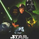 Star Wars Trilogy : Return of the Jedi Dvd Poster Orig Movie Poster Single Sided 27 X40