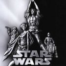 Star Wars Trilogy : Version A Dvd Poster Orig Movie Poster Single Sided 27 X40