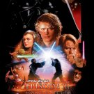 Star Wars Episode III : Revenge of The Sith Regular Original Movie Poster Double Sided 27 X40