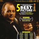Lost In Translation Golden Globe (Bill Murray) Double Sided Original Movie Poster 27x40