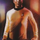 Star Trek Version C Captain Kirk Original Movie Poster Single Sided 27 X40