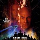 Star Trek : First Contact Regular Original Movie Poster Single Sided 27 X40