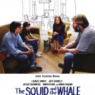 Squid and The Whale Original Movie Poster Double Sided 27 X40