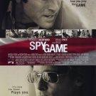 Spy Game Original Movie Poster Single Sided 27 X40