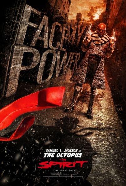 Spirit : My City Screams Advance Version B Double Sided Original Movie Poster 27x40
